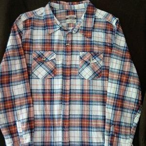 Men's Open Trails Flannel Shirt